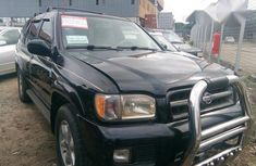 Nissan Pathfinder 2001 Black For Sale.