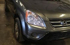Honda CR-V 2006 Green for sale