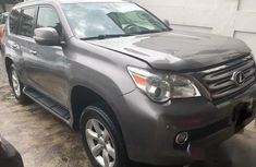 Lexus GX 460 2010 Gray for sale
