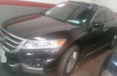 Honda Crosstour 2013 Black For Sale