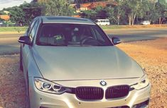 BMW 328i 2014 Silver for sale