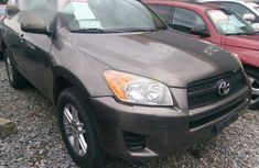Used Neat Toyota Rav4 2011 Brown for sale