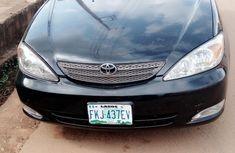 Fresh Toyota Camry 2003 Black for sale
