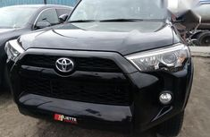 Tokunbo Toyota 4runner 2017 Black for sale