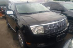 Lincoln MKX 2009 Black for sale