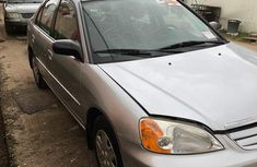 Used Honda Civic 2003 Gray For Sale