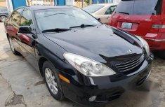 Tokunbo Lexus Es300 2004 Black for sale