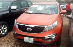 Kia Sportage 2016 Orange for sale