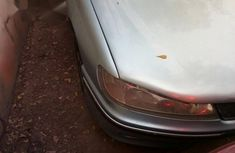 Neatly Used Peugeot 406 2006 Gray