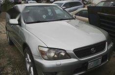 Lexus Is 200 2005 Silver for sale
