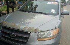 Hyundai Santa Fe 2008 Gray for sale