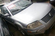 Registered Volkswagen Passat 2005 Silver