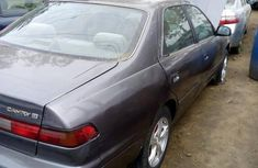 Clean Toyota Camry 2001 Gray for sale