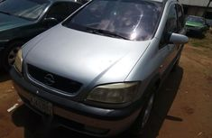 Opel Zafira 2005 Silver for sale