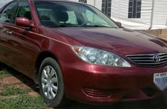 Toyota Camry 2005 Red for sale