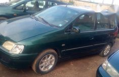 Mitsubishi Space Star 2003 Green for sale
