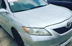Neatly Used Toyota Camry 2007 Silver