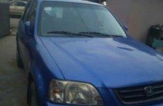 Honda CRV 2002 Blue for sale