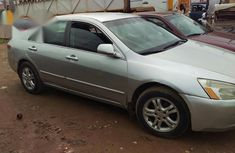 Used Honda Accord 2003 Silver for sale