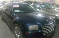 Chrysler 300c 2005 Blue for sale
