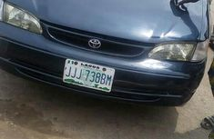 Toyota Corolla 1997 Blue for sale
