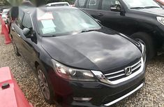 Honda Accord Sport 2014 Black for sale