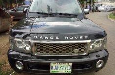 Land Rover Range Rover Sport 2007 Black