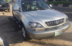Registered Lexus Rx 300 2002 Silver for sale
