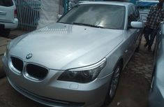 BMW 528i 2008 Silver for sale