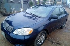 Toyota Corolla 2006 Blue for sale