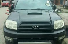 Toyota 4-runner 2006 Black for sale