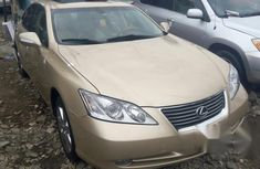 Lexus ES 350 2009 Gold for sale