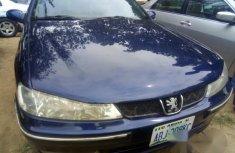 Clean Peugeot 406 2004 Blue for sale