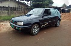 Volkswagen Golf 3 1991 Black For Sale