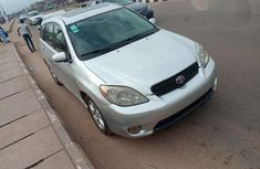 Toyota Matrix 2004 Silver for sale