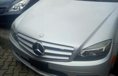 Cheap Mercedes-Benz C300 2012 Silver For Sale