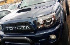 Toyota Tacoma Sports 2006 Blue for sale
