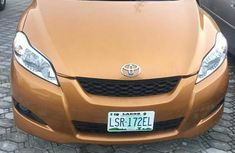 Cool And Clean Toyota Matrix 2010