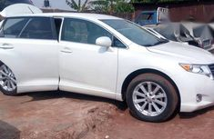 Cheap Toyota Venza 2010 White for sale