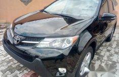 Toyota RAV4 2014 Black for sale