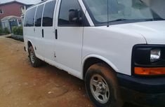 Chevrolet Express 2004 White for sale