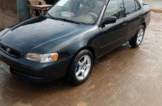 Super Clean Used Toyota Corolla 1998 Green
