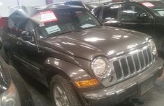 Liberty Jeep 2005 for sale