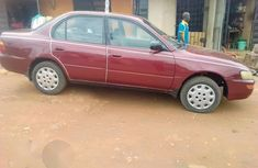 Toyota Corolla 1997 Red For Sale