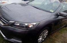 Clean Honda Accord 2013 Gray for sale