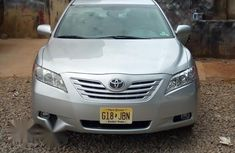 Toyota Camry 2008 Silver for sale