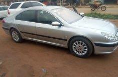 Nigeria Used Peugeot 607 2003 Silver