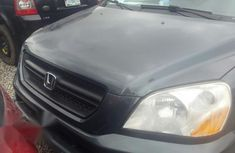 Neat Honda Pilot 2003 Gray for sale