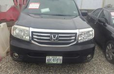 Neat Honda Pilot 2014 Black for sale