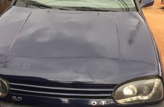 Volkswagen Golf 2003 Blue for sale